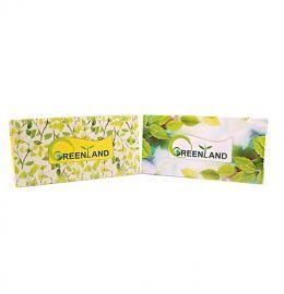 دستمال 200 برگ گرین لند 24 عددی