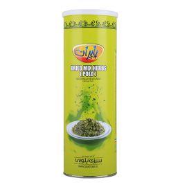 سبزی پلویی 110 گرمی پاپران