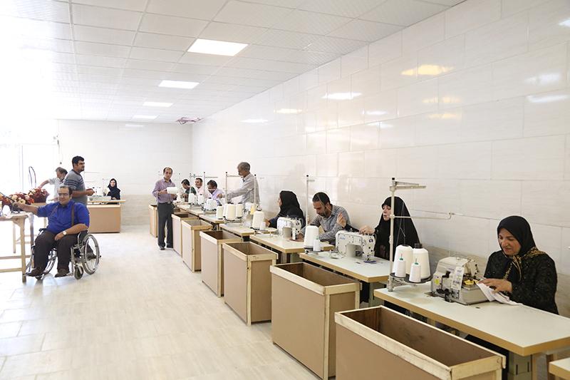 محصول جدید کارگاه توانمندان شرکت بادران