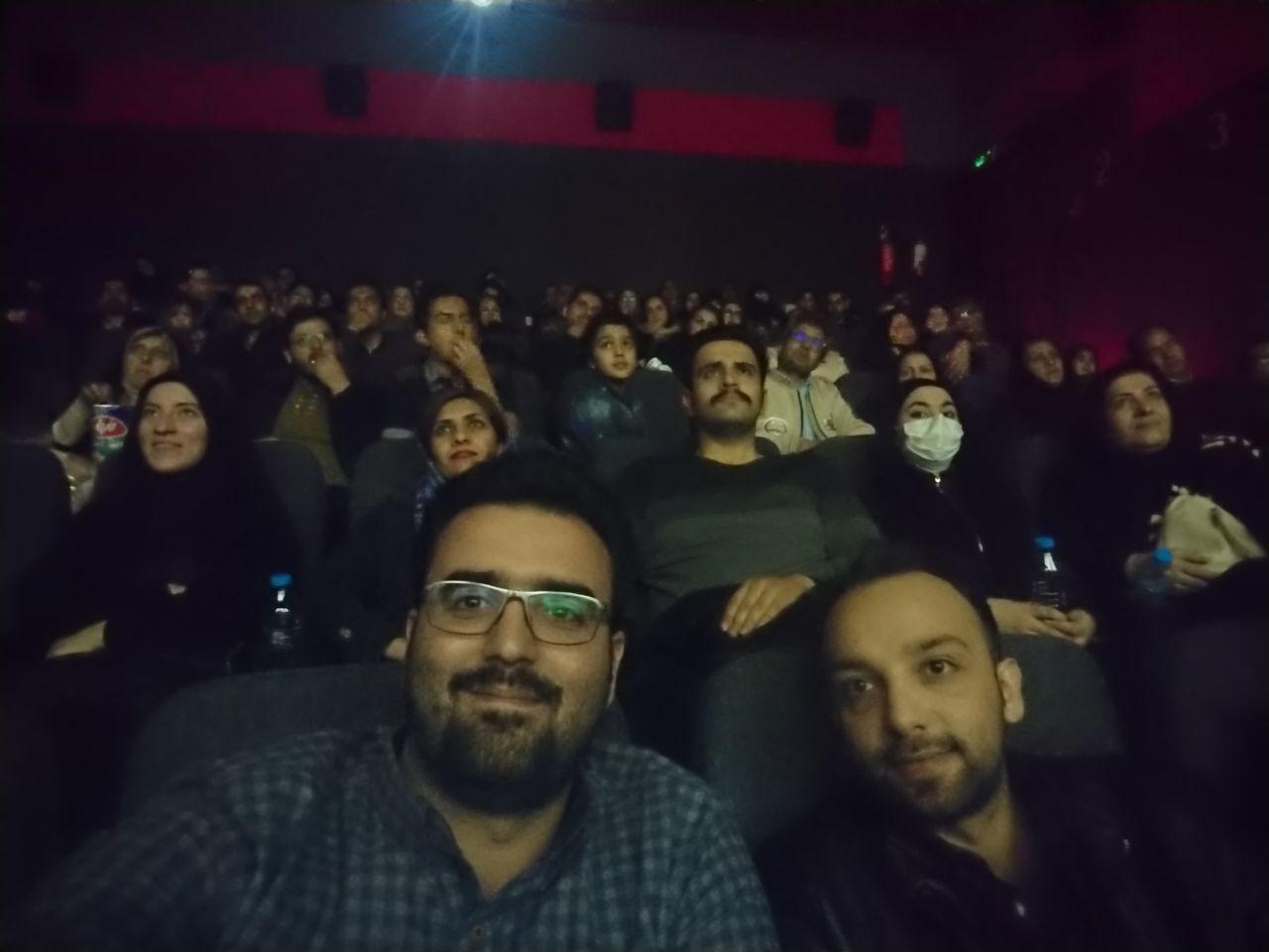 استقبال از فیلم سینمایی ما خیلی باحالیم