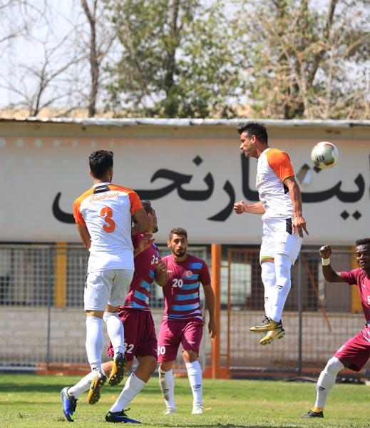 برتری شاگردان پاشازاده در مقابل حریف لیگ برتری