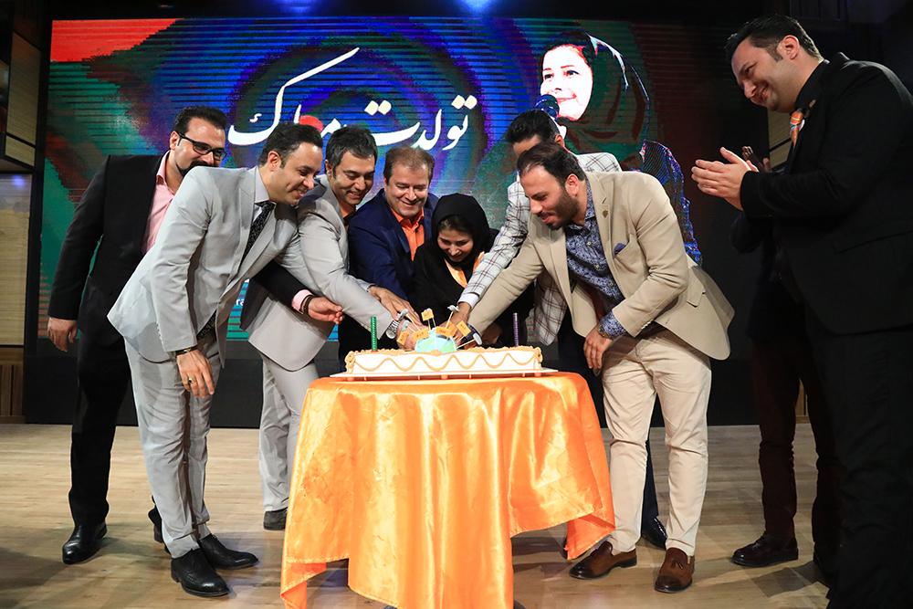 جشن بزرگ زادروز بانوی کارآفرین ایران