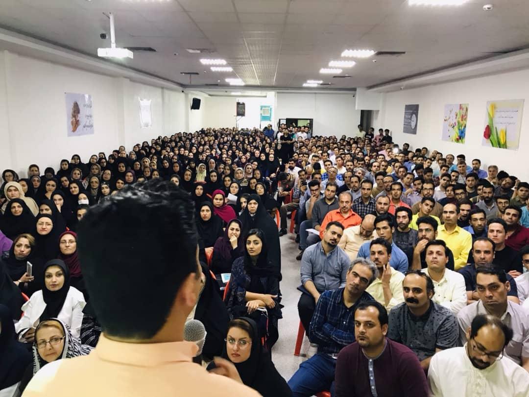 جلسات بزرگ آموزشی در مشهد مقدس