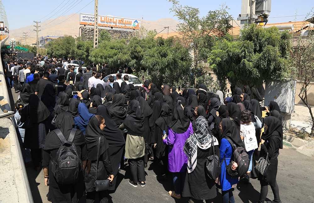 شور حسینی در شبکه بادران طنین انداز شد