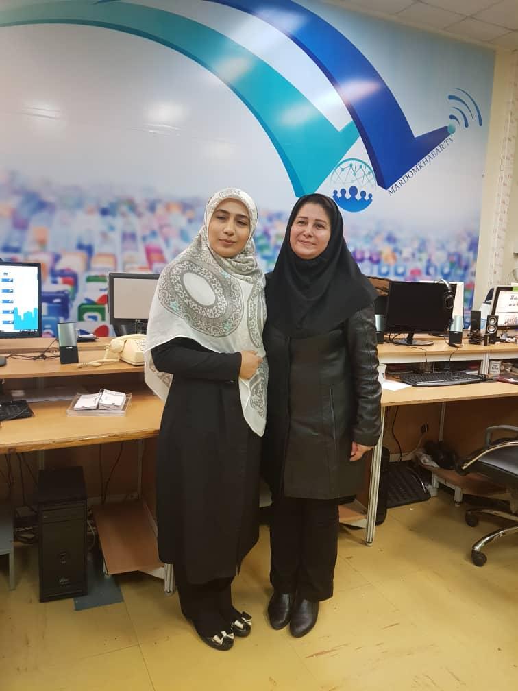 گفتوگوی شبکه اینترنتی مردم خبر با مدیرعامل شرکت شبکه بادران