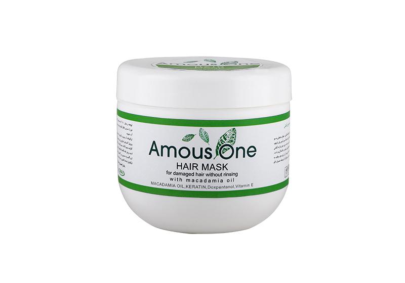 تولید ماسک مو مخصوص موهای آسیب دیده در بادران