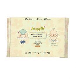 دستمال مرطوب پیلوپک پاک کننده کودکان نازگل