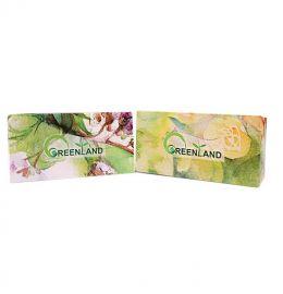 دستمال 300 برگ گرین لند 24 عددی