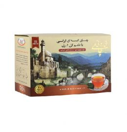 چای سیاه ایرانی ارل گری کیسه ای